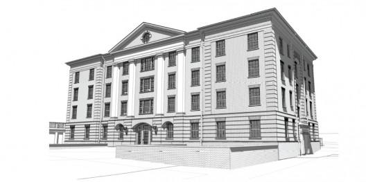 Sophomore Residence Hall